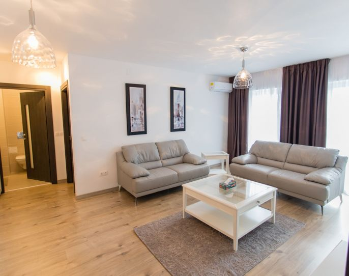 Apartament impecabil - parcare inclusa - Belvedere Residence | CP728180